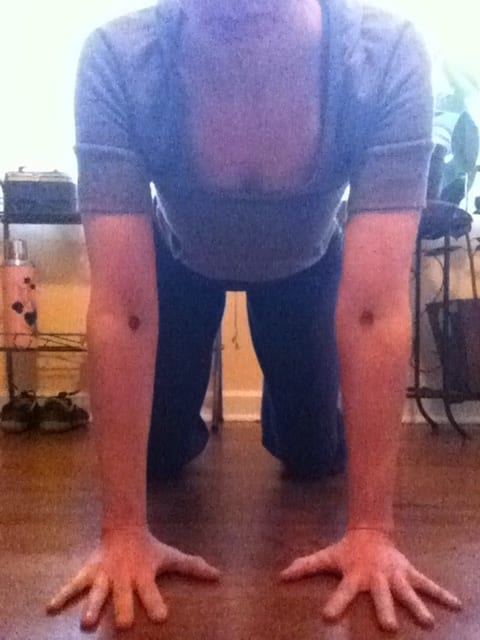 Claw Hands and Shoulder/Neck Tension