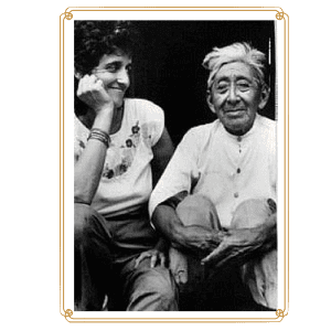 Dr Rosita Arvigo and Don Elijio Panti