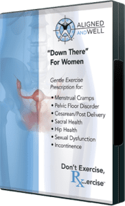 Down There For Women DVD