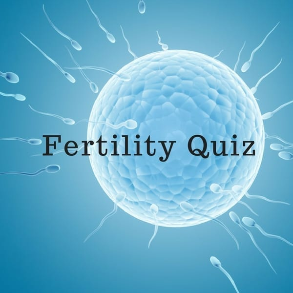 Fertility Literacy Quiz